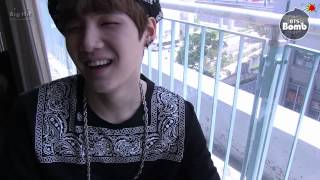 [BANGTAN BOMB] 눈,코,입 (EYES, NOSE, LIPS) of BTS