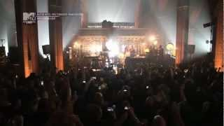 Alicia Keys, Manchester Cathedral - Empire State Of Mind (Part II) Broken Down (HD).