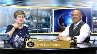 Guest Appearance on Ken Bostrom Ministries - For Such A Time As This Part 1