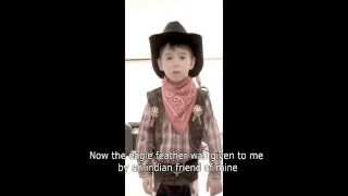 This Cowboy's Hat by Chris Ledoux cover by Jeremiah