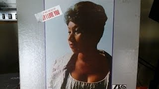Aretha Franklin - Never Let Me Go  '67 mono  33 1/3rpm