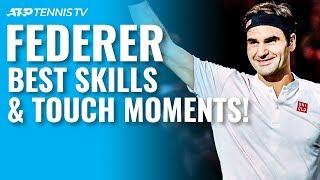 Roger Federer: Most Unbelievable Skill Moments!