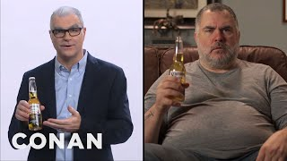 A Message From Corona Beer - CONAN on TBS