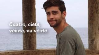Alvaro Soler   Tengo Un Sentimiento LYRICSLETRA