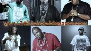 Gucci Mane - Black Tee (Ft. Bun B, Lil Scrappy, Young Jeezy, Killa Mike, & Jody Breeze)