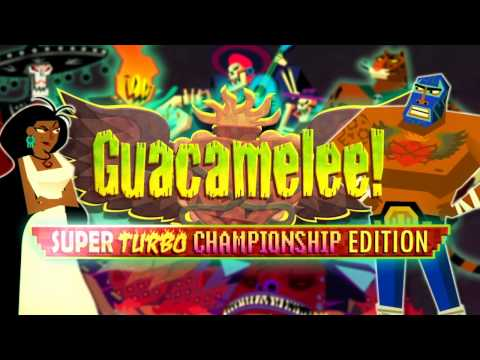Guacamelee: Super Turbo Championship Edition Trailer thumbnail