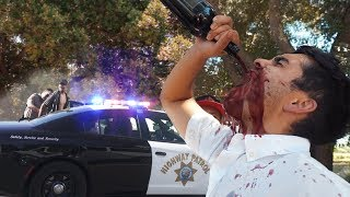 We Completely Ruined A Wine Tour... (ARRESTED)