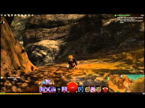 Guild Wars 2: Jumping Puzzle (Loreclaw Expanse) - 10. díl