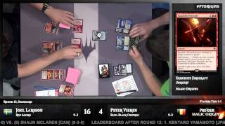 Pro Tour Magic Origins Round 13 (Standard): Gerry Thompson vs. Sam Black