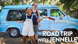 Van Life with Jennelle Eliana