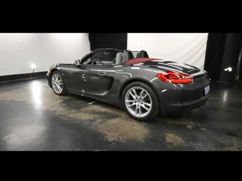 Porsche BOXSTER 2.7 PDK, Avoauto, Automaatti, Bensiini, GLH-780