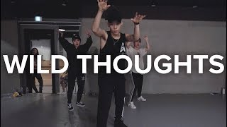 Wild Thoughts - DJ Khaled (ft. Rihanna, Bryson Tiller) / Koosung Jung Choreography