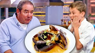 Kids Made Savory Honey Dishes for Emeril Lagasse! 🍯🐝| Universal Kids