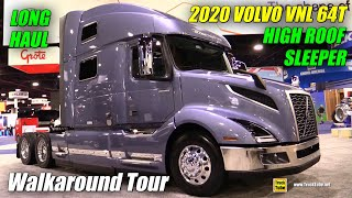 2018 volvo 780 interior. wonderful 2018 2018 volvo vnl 860 77inch hig roof long haul sleeper  walkaround 2017  nacv show on volvo 780 interior