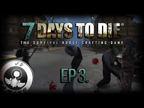 [CZ-LP] 7 Days to Die #3 - Město