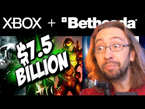 Microsoft PAID BIG for Bethesda! What does this mean for Next Gen?