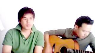 sakchau bhane farki aau...cover (Kiran & Nar)