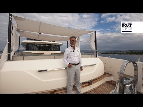 [ENG] CUSTOM LINE NAVETTA 42 – Yacht Review and Interiors – The Boat Show