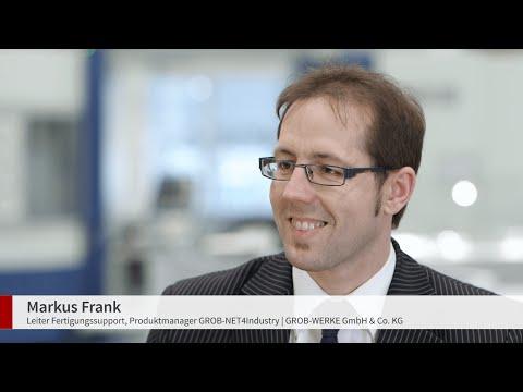iMachining für Siemens NX - Interview GROB-WERKE GmbH & Co.KG