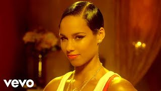 Girl On Fire - Alicia Keys (Video)