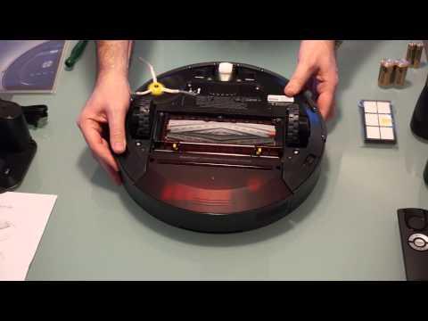 Erste Erklärungen zu den Neuheiten und Änderungen des neuen iRobot Roomba 880