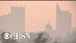 "More than 20 California cities listed as having ""unhealthy air"""