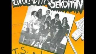 Tehosekoitin - Perhosia Masussa (Apulanta cover)