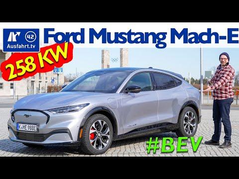 ⚡️⚡️⚡️ 2021 Ford Mustang Mach-E Extended Range AWD - Kaufberatung, Test deutsch, Review, Fahrbericht