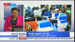 Morning Express - 21st August 2017 - The Way It Is - NASA's petition to Supreme Court