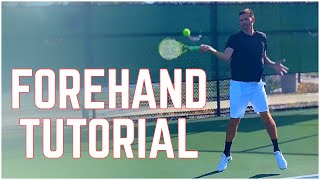 How To Hit The Perfect Forehand?
