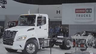 Hino XL Series Reveal