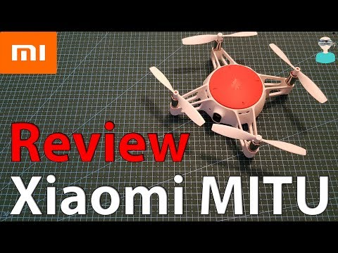 Xiaomi MiTu Battle Mini RC Drone - Unboxing & Review