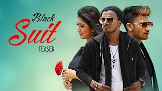 Black Suit Teaser  Meer  White Hill Music  Releasing On 17th January