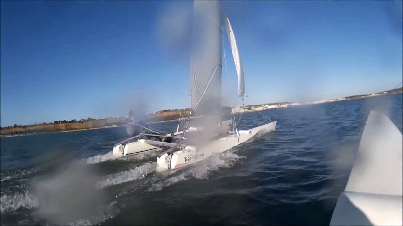 Champagne sailing