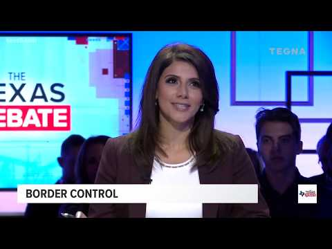 The Texas Debate: Ted Cruz vs. Beto O'Rourke