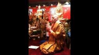 preview picture of video 'Uddisanadhitthanagatha (Imina) - By Phra Sucito@Wat Thai Dhammaram - Waterloo'