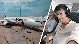 Jetstar Business Class - any good? Dreamliner to Singapore