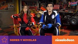 Vikki RPM | Max Vs. Vikki | Nickelodeon En Español
