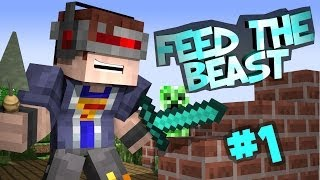 Feed The Beast - 'Unleashed' Part 1: Attacked!