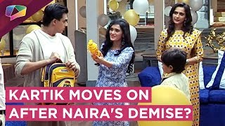 Kartik Forgets Naira After 5 Years Leap | New Entry In Yeh Rishta Kya Kehlata Hai