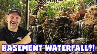 Most Amazing *BACKYARD POND AND WATERFALL*