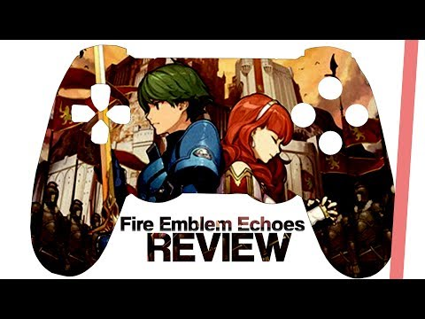 Fire Emblem Echoes: Shadows Of Valentia Review | Rundentaktik für unterwegs