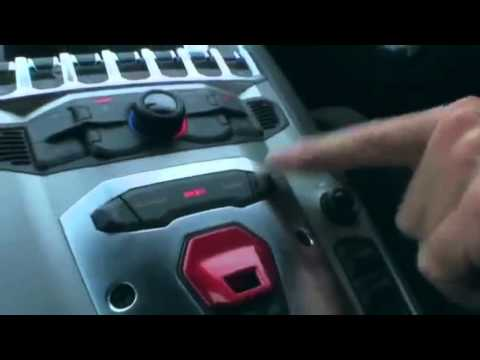 Lamborghini Aventador LP700-4  TEST DRIVE