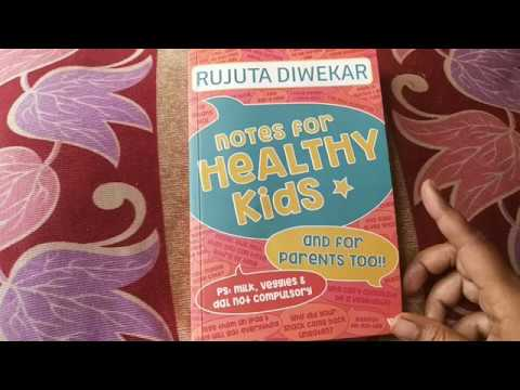 Rujuta Diwekar's Notes for healthy kids book review