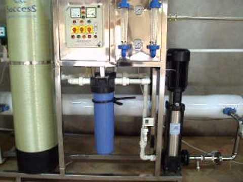FRP Reverse Osmosis System
