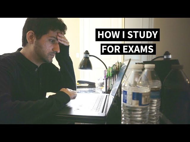 My Exam Study Routine for Medical School (VLOG) | Medbros