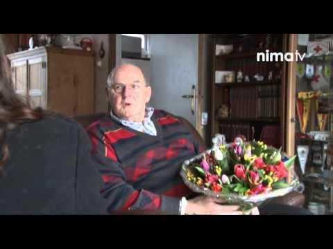 Bloemetje voor jou aflevering George Verburg Rode Kruis Gennep
