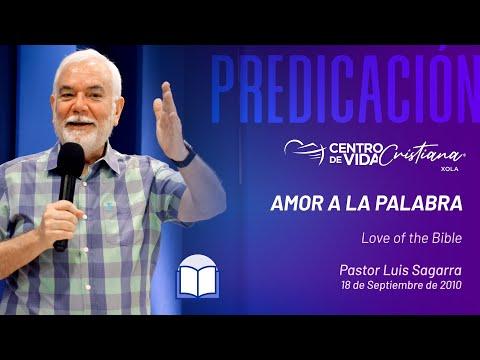 Amor a la palabra | Centro de Vida Cristiana