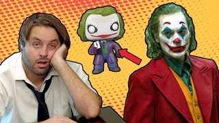 """Why There's No """"Joker"""" Movie Merch"""