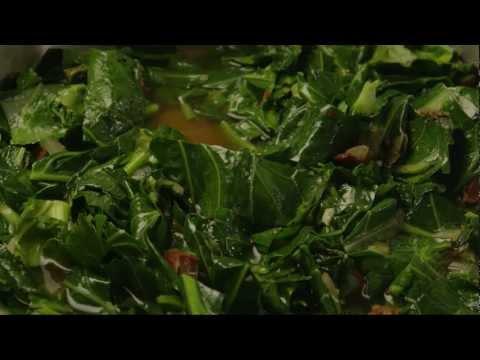 How to Make Collard Greens   Veggie Recipe   Allrecipes.com